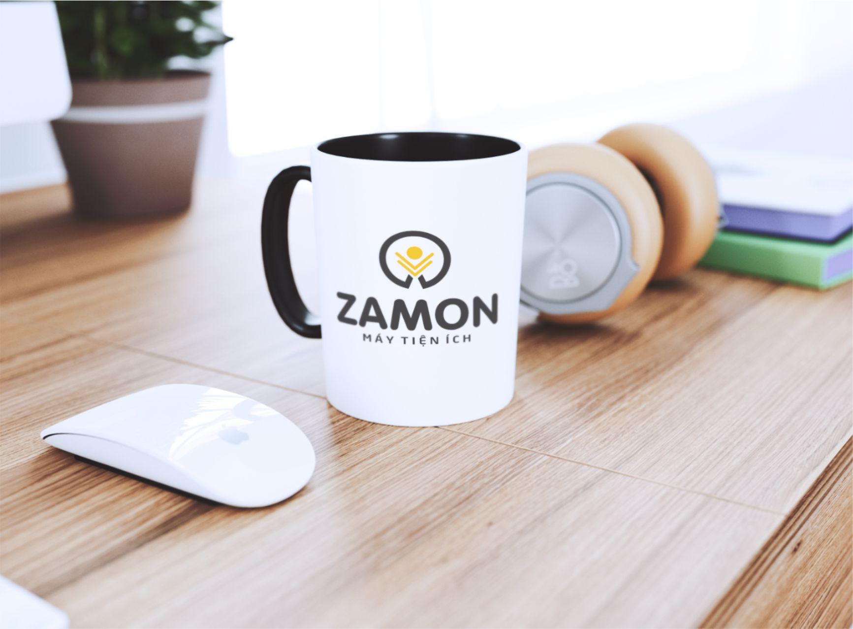 Logo thương hiệu zamon