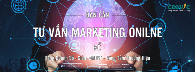 Marketing Online chuẩn SEO, chuyên nghiệp