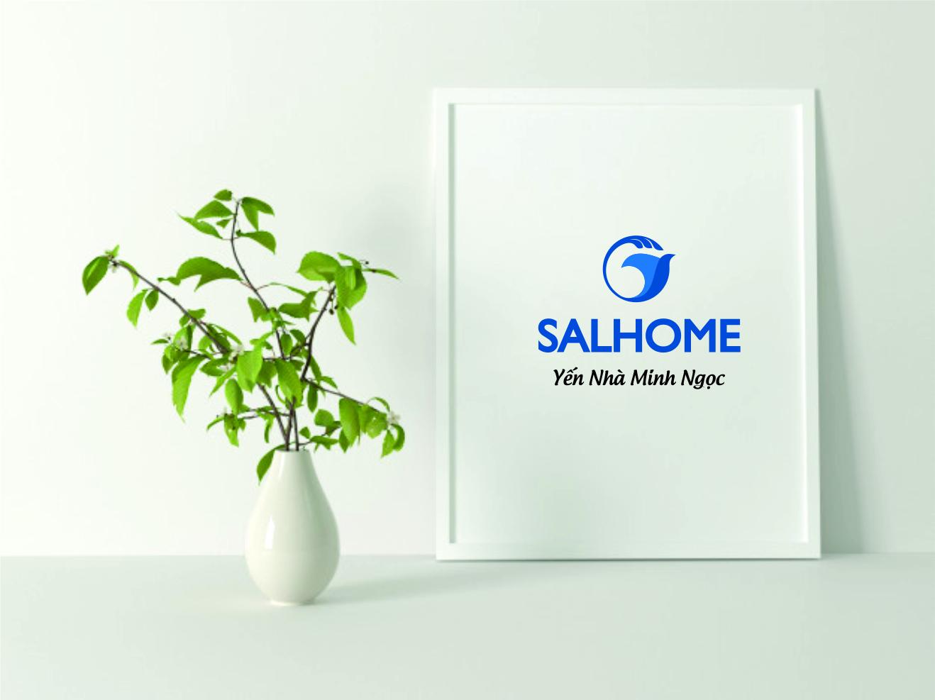 Thương hiệu SALHOME -Yến nhà Minh Ngọc