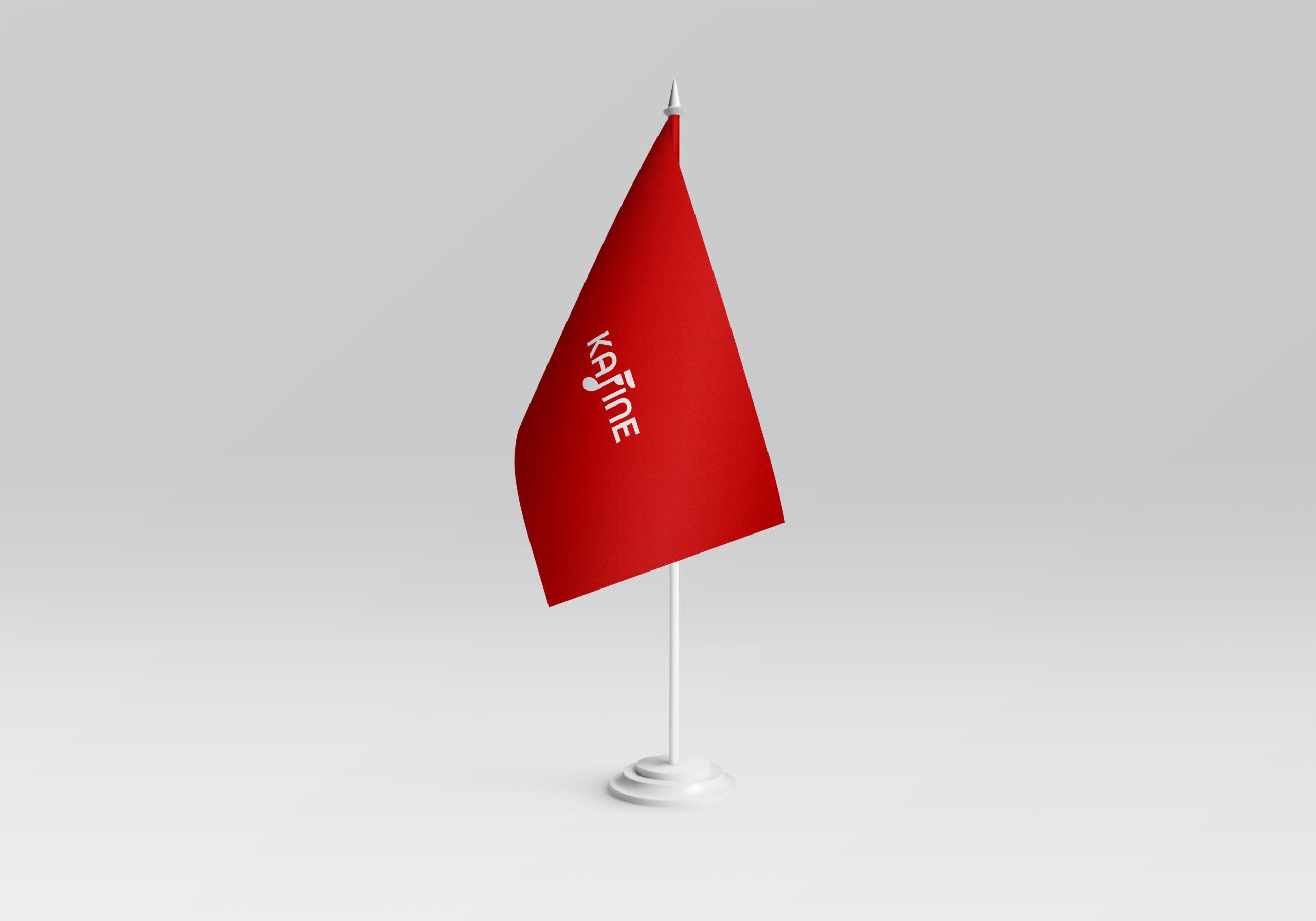 Mẫu cờ để bàn